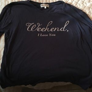 Wild fox T-shirt